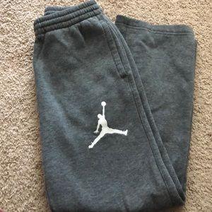 Boys Jordan sweatpants